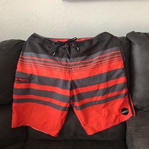 O'Neil Hyperfreak board shorts